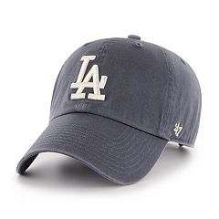 Men's '47 Brand Los Angeles Dodgers Clean Up Cap