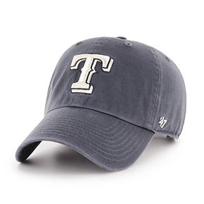 Adult '47 Brand New York Rangers Clean Up Hat