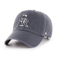 Adult '47 Brand Colorado Rockies Clean Up Hat