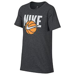 Boys 8-20 Nike Basketball Tee