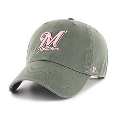 Adult '47 Brand Milwaukee Brewers Clean Up Hat