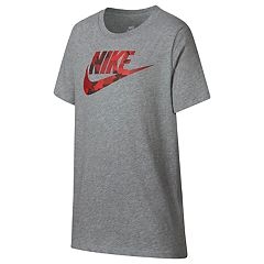 Boys 8-20 Nike Camouflage Futura Tee