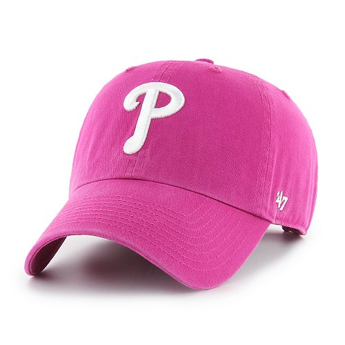 detailed look 27bcb 76580 Adult  47 Brand Philadelphia Phillies Clean Up Hat