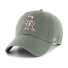Adult '47 Brand Colorado Rockies Clean Up Hat