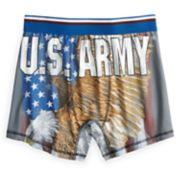 Men's United States Army Boxers