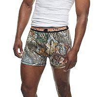 Men's Realtree Logo Boxers