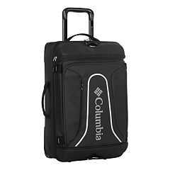 Columbia Northern Range Wheeled Luggage with Removable Duffel Bag
