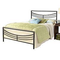 Hillsdale Furniture Kingston Full Bed