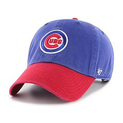 Men's '47 Brand Chicago Cubs Two-Toned Clean Up Hat