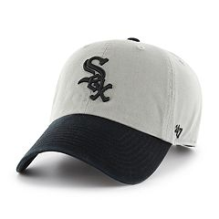 Men's '47 Brand Chicago White Sox Two-Toned Clean Up Hat