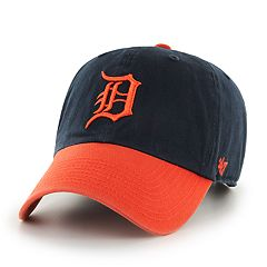 best sneakers df8e6 c24af Men s  47 Brand Detroit Tigers Two-Toned Clean Up Hat