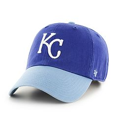 Men's '47 Brand Kansas City Royals Two-Toned Clean Up Hat