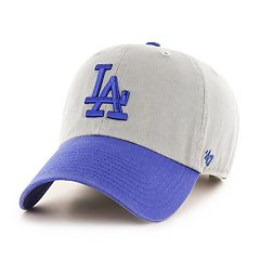 Men's '47 Brand Los Angeles Dodgers Two-Toned Clean Up Hat