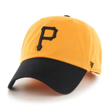 Men's '47 Brand Pittsburgh Pirates Two-Toned Clean Up Hat