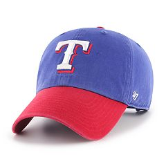 Men's '47 Brand Texas Rangers Two-Toned Clean Up Hat