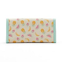 LC Lauren Conrad Sweet Summer Fruits Small Travel Jewelry Roll