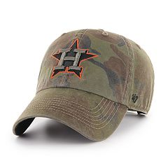 Men's '47 Brand Houston Astros Sector Clean Up Hat