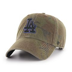Men's '47 Brand Los Angeles Dodgers Sector Clean Up Hat