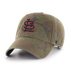 Men's '47 Brand St. Louis Cardinals Sector Clean Up Hat