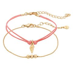 LC Lauren Conrad Friendship Bracelet Set