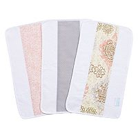 Waverly Baby by Trend Lab 3 pkRosewater Glam Jumbo Burp Cloth Set