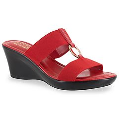 Tuscany by Easy Street Marietta Women's Wedge Sandals