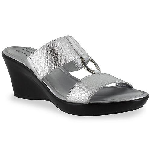 Tuscany by Easy Street ... Marietta Women's Wedge Sandals 70bEt