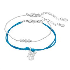 LC Lauren Conrad Mermaid Friendship Bracelet Set