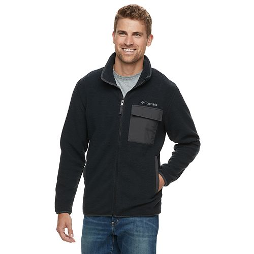 Men's Columbia River Ranch Sherpa Fleece Jacket