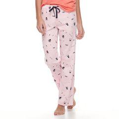 Juniors' SO® Printed Pajama Pants
