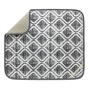 Food Network? Gray Geo Dish Mat