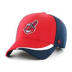 Adult '47 Brand Cleveland Indians Stitcher MVP Hat