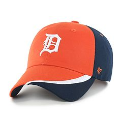 Adult '47 Brand Detroit Tigers Stitcher MVP Hat