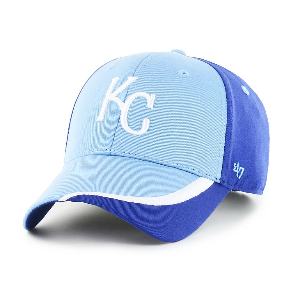 Adult '47 Brand Kansas City Royals Stitcher MVP Hat
