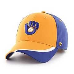 Adult '47 Brand Milwaukee Brewers Stitcher MVP Hat