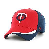 Adult '47 Brand Minnesota Twins Stitcher MVP Hat