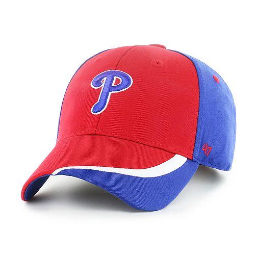 Adult '47 Brand Philadelphia Phillies Stitcher MVP Hat