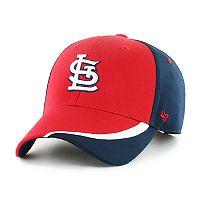 Adult '47 Brand St. Louis Cardinals Stitcher MVP Hat
