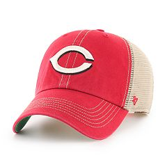 Adult '47 Brand Cincinnati Reds Trawler Clean Up Hat