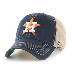 Adult '47 Brand Houston Astros Trawler Clean Up Hat
