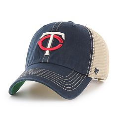 Adult '47 Brand Minnesota Twins Trawler Clean Up Hat