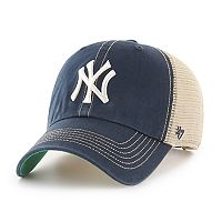 Adult '47 Brand New York Yankees Trawler Clean Up Hat