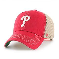 Adult '47 Brand Philadelphia Phillies Trawler Clean Up Hat