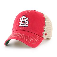 Adult '47 Brand St. Louis Cardinals Trawler Clean Up Hat