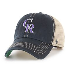 Adult '47 Brand Colorado Rockies Trawler Clean Up Hat