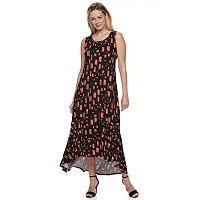 Women's Apt. 9® Ruffle High-Low Maxi Dress