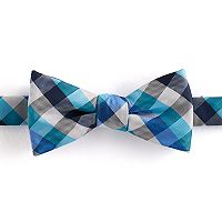 Boys 4-20 Chaps Check Bow Tie
