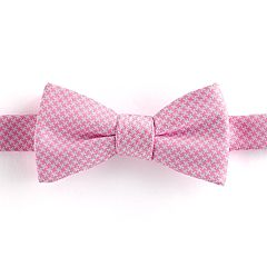 Boys 4-20 Chaps Houndstooth Bow Tie
