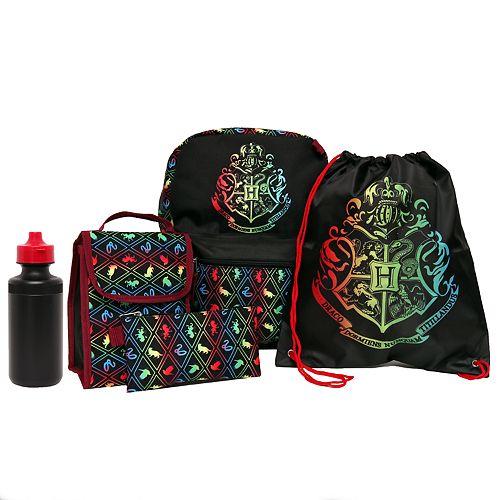 8038d958857 Kids Harry Potter Backpack, Lunch Tote, Cinch Bag, Gadget Case ...