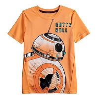 Boys 4-7x Star Wars a Collection for Kohl's BB8